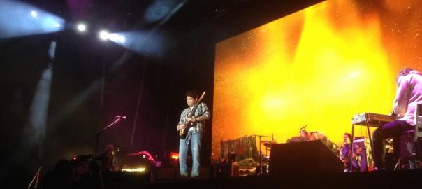 Forrygende aften med John Mayer i Boxen