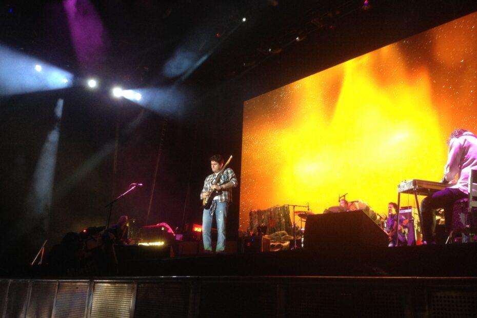 John Mayer spiller live i Jyske Bank BOXEN