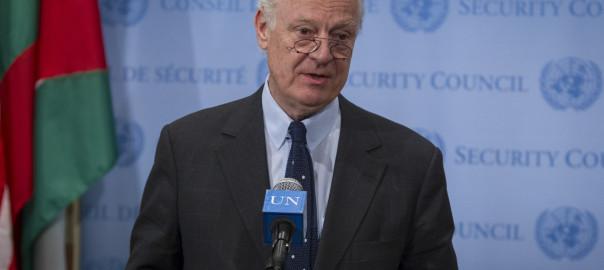 Fred i Syrien kan være på vej